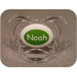 Pacifier Labels 'Avent'