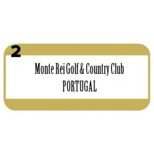 Deluxe Golf club Shaft Labels - 2