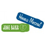 Large Sticky 'Rosti Mepal' Name Labels 30 pcs
