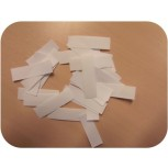Poly/Cotton Iron-on Labels M - blank -