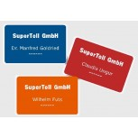 Name badges for events and meetings