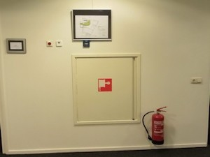 Fire safety NEN ISO 7010